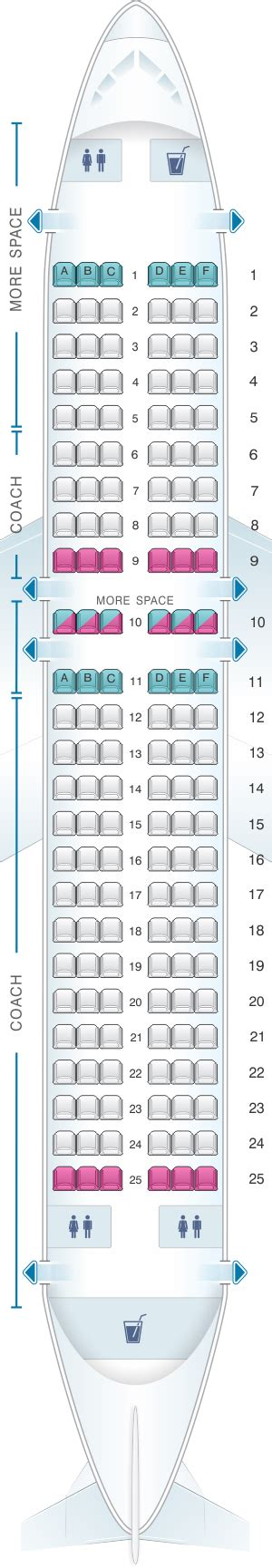 jet seats seat map jetblue airways airbus a320 seatmaestro