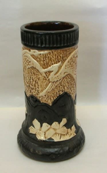 Bretby Vase by Bretby Vase Bretby Ceramics South Perth Antiques Collectables