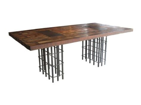 rebar table diy