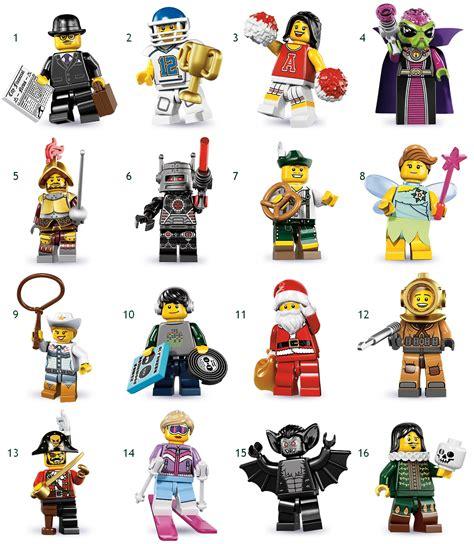 Lego Sy 628 1 8 Minifigure Friends Set 8 In 1 image lego series 8 minifigures jpg brickipedia the lego wiki