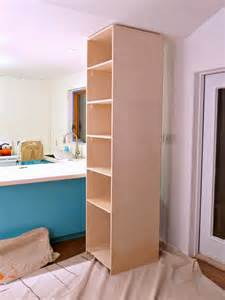 kitchen progress diy pantry cabinet working around the woodwork diy kitchen pantry cabinet plans pdf download