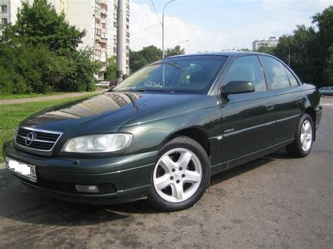 opel omega 2003 2003 opel omega photos 2 2 gasoline ff automatic for sale