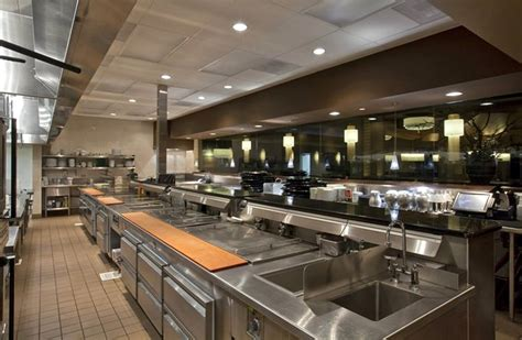 designing a restaurant kitchen our work visiontec enterprises ltd commercial kitchen