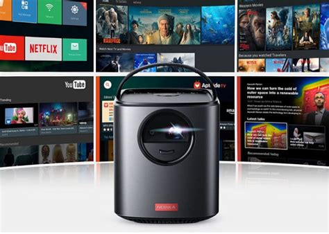 anker nebula mars anker nebula mars ii portable projector launches from 440