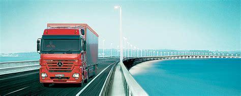 logistic trucking services trans logistics company