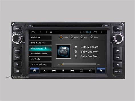 Subaru Navigation System by Android In Dash Gps Navigation System For Subaru Forester
