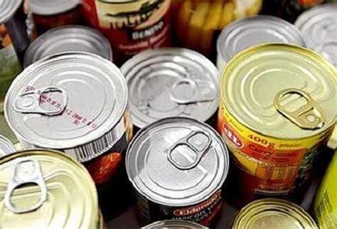 alimenti in scatola cibo in scatola 232 sicuro per la salute vivere pi 249 sani