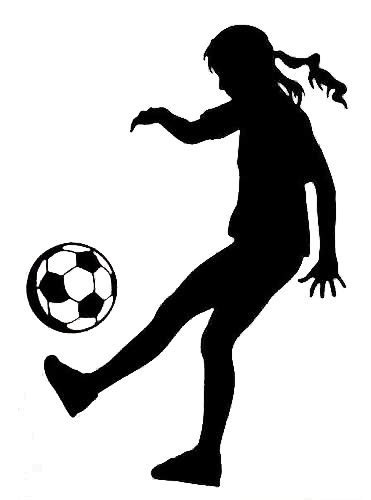 Soccer Quotes | Clipart Panda - Free Clipart Images Girl Soccer Silhouette Clip Art