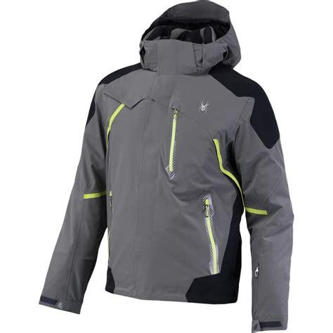 Mens Insulated Ski Jacket spyder bromont insulated ski jacket s glenn