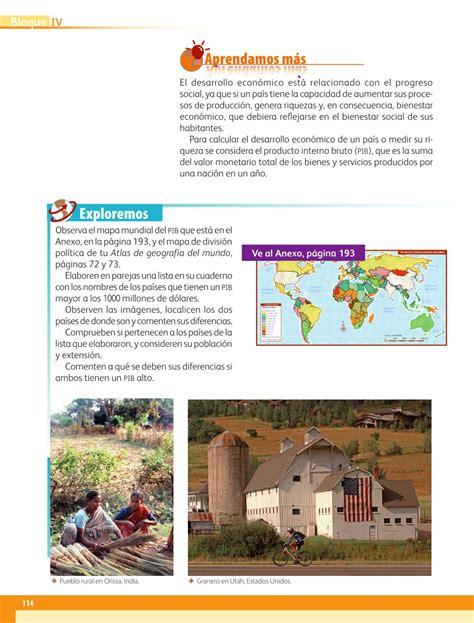 libro de texto de geografia sexto grado sep 2015 2016 geograf 237 a sexto grado 2016 2017 online libros de texto
