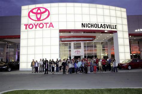 Toyota On Nicholasville Toyota On Nicholasville