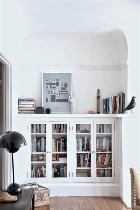 built in bookcase with doors 25 best ideas about built in bookcase on