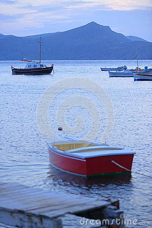 dream of empty boat empty fishing boats stock images image 34498124