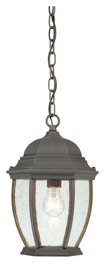 Traditional Lighting Fixtures Lighting Sl923363 Covington Traditional Painted Bronze Finish 9 5 Quot Wide Exterior Pendant