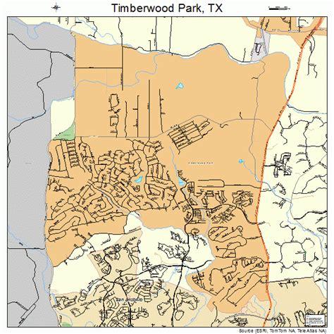 c wood texas map timberwood park texas map 4873057