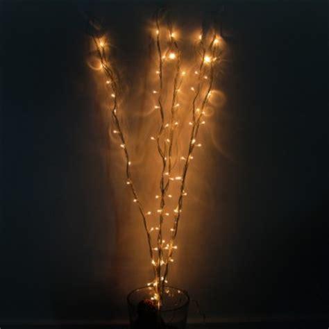 twig lights lit twig lights