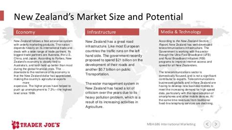 Cost Of Mba In New Zealand For International Students by Trader Joe S International Marketing Plan