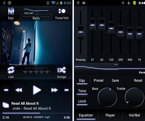 best audio player for android 7 player apps for android that rock updated