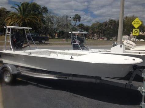 mitzi skiff boat trader bonefish 16 boats for sale