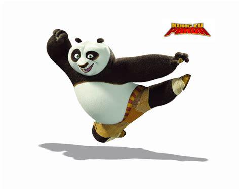 Kaos 3d Kungfu Panda White photos kung fu panda white background