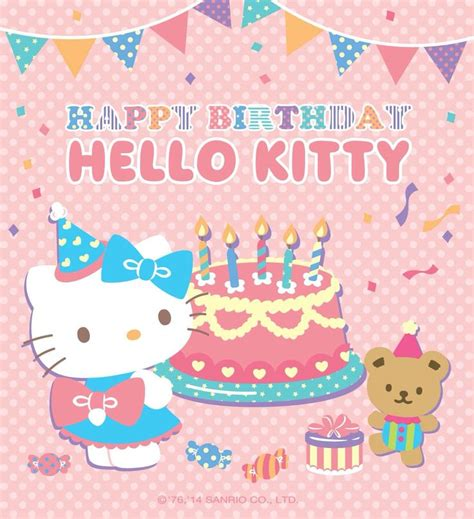 hello kitty wallpaper happy birthday 464 best images about felicitaciones on pinterest