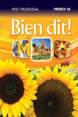 Order Bien Dit 1 Year Online Interactive Student Edition