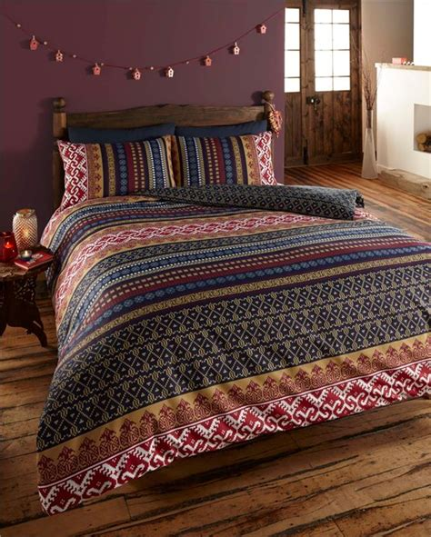 indian bed sheets new indian ethnic print bedding double duvet set quilt