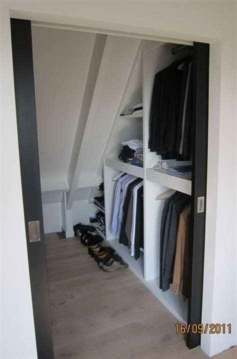 Closet Solutions Ikea Creative Attic Storage Ideas And Solutions Hative