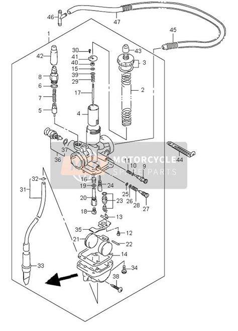 Suzuki Quadrunner 160 Parts Suzuki Lt F160 Quadrunner 2005 Spare Parts Msp