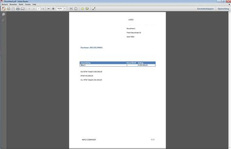 word document invoice template free invoice