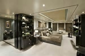 Luxury mega yacht interior hurricane run superyacht interior image