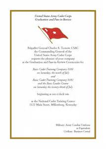 promotional script template u s army cadet corps july 2011