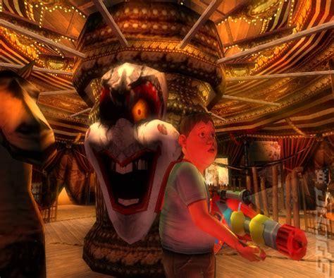monster house 2 screens monster house ps2 8 of 36