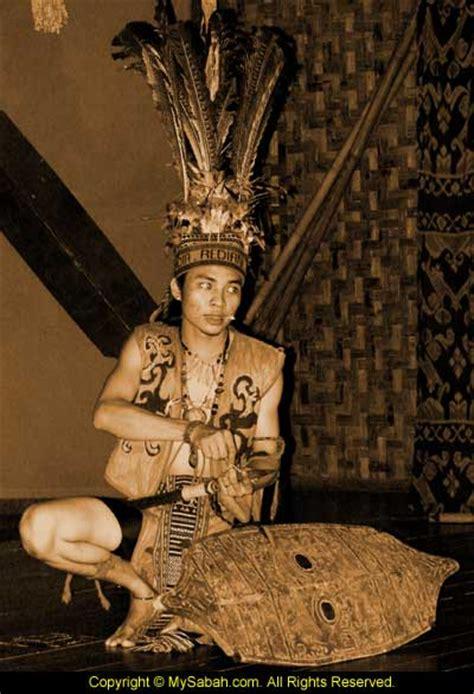 Ikat Kepala Tenun Dayak Kalimantan Ikd138 mengenal 7 rumpun suku dayak di pulau kalimantan kaskus