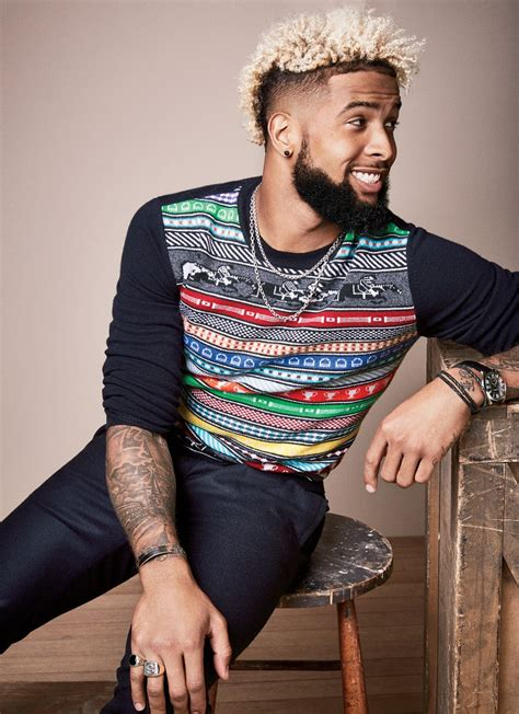 Odell Beckham Jr. on Living in Drake's House and His Next Big Rivalry   GQ