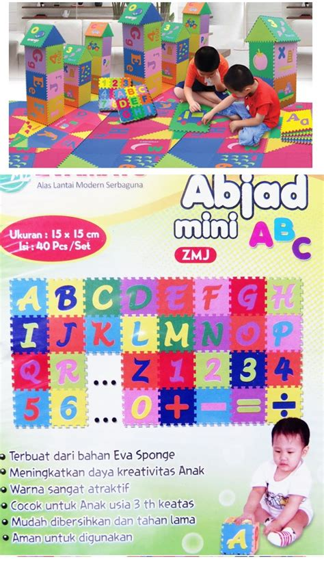 Evamats Angka Gambar jual evamat puzzle busa frozen hello angka huruf