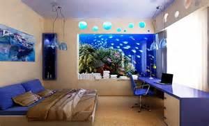 fish tank bedroom wall era home design