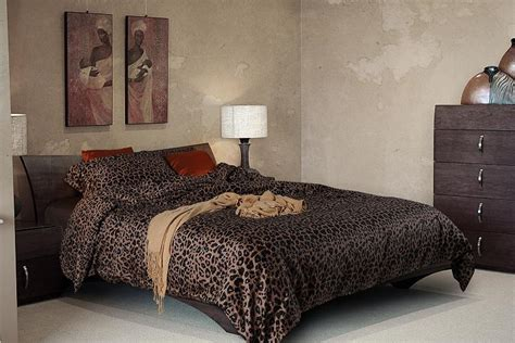 king size cheetah comforter aliexpress com buy luxury black leopard print bedding