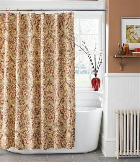 dillards drapes j queen new york lucca shower curtain dillards