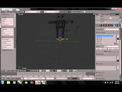 tutorial blender armature blender robot armature tutorial youtube