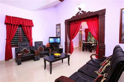 interior design ideas for small homes in low budget simple and lowcost interlock homes kerala interior designs