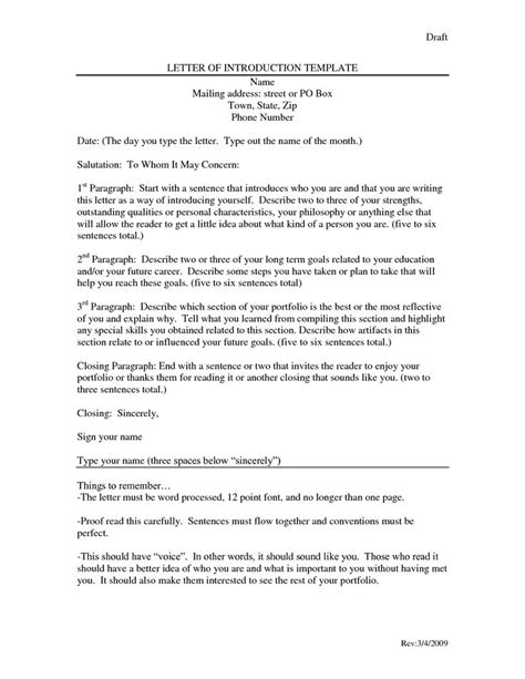Work Experience Letter Of Introduction 25 Best Ideas About Introduction Letter On Back To School Newsletter