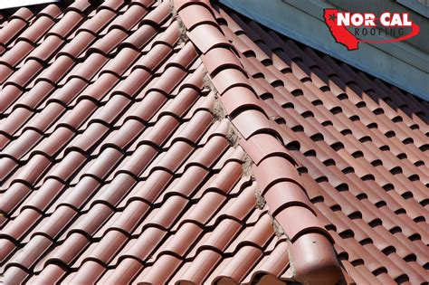 Ceramic Roof Tiles Comparison Of Asphalt Shingles And Metal Roofing Orland Ca