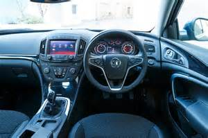 Vauxhall Insignia Sri Interior 2015 Vauxhall Insignia Sports Tourer Review Carwitter