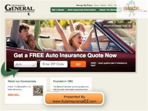 The General Car Insurance Company Review (Customer