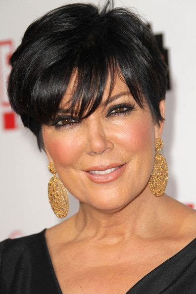 how to cut kris jenners hairdo 17 best ideas about kris jenner haircut on pinterest