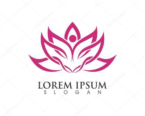 tatuaggio fiore di loto stilizzato vettore dell icona fiore di loto stilizzato