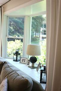 window decor best 25 bay window decor ideas on
