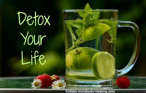 Does Your Detox When You Start Healthy by Healthy Detox Your Tips For Mind And Home