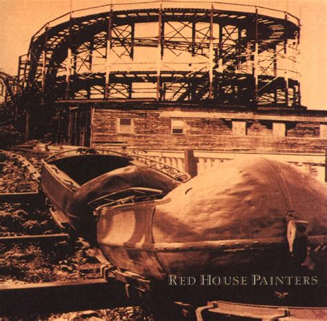 the house painter red house painters